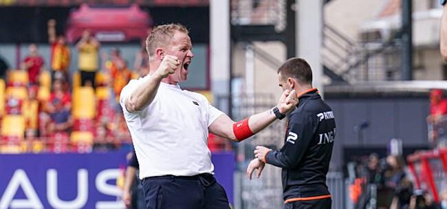 Foto: Vrancken ziet één werkpunt na straffe prestatie Mechelen