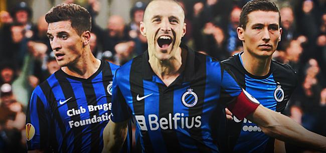 Foto: Club Brugge 2010-2020: de ultieme XI