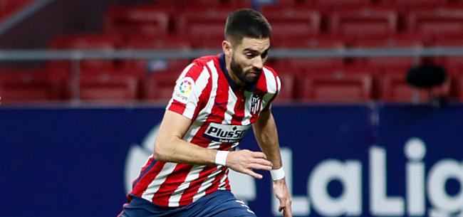 Foto: Ondanks goal Carrasco laat Atletico alweer punten liggen