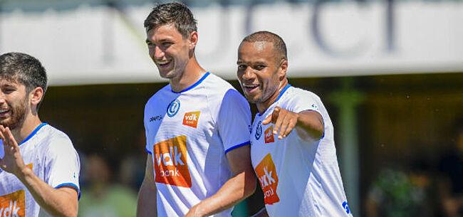 Foto: Odjidja heeft uitstekend nieuws voor supporters AA Gent