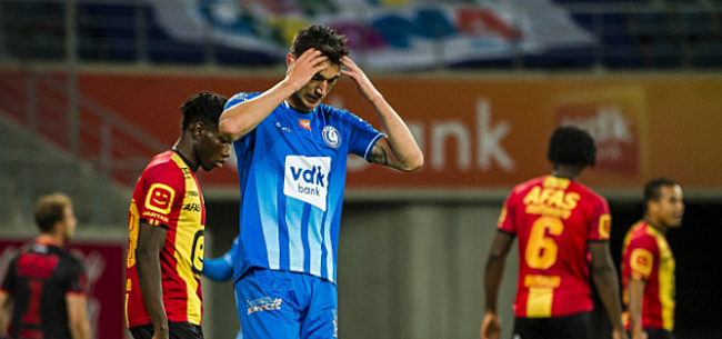 Foto: 'AA Gent moet door transferitis sterkhouder missen tegen Dynamo Kiev'