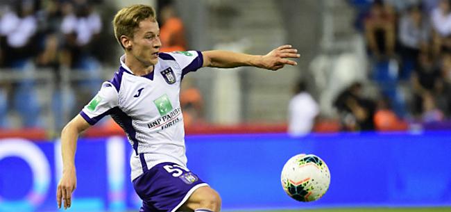 Foto: Verschaeren legt uit waarom Anderlecht na rust vaak wegzakt