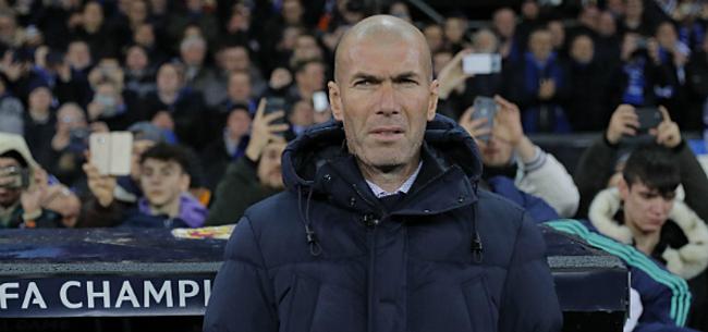 Foto: 'Zidane krijgt waanzinnig aanbod uit Parijs'
