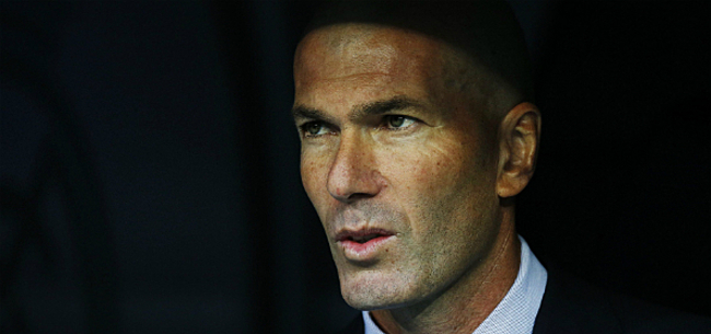 Foto: 'Real-bestuur neemt beslissing over ontslag Zidane'