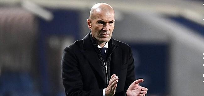 Foto: Zware kritiek op Zidane: