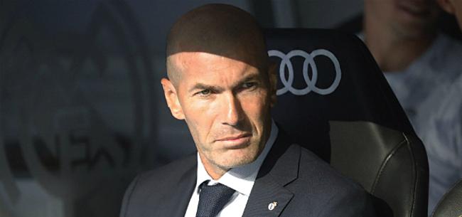Foto: 'Zidane krijgt serieuze waarschuwing, Pérez heeft plan-B al klaar'