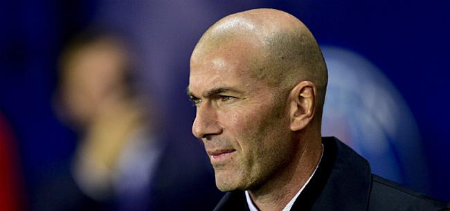 Foto: Zidane laat zich uit over Hazard en Courtois en looft Club Brugge