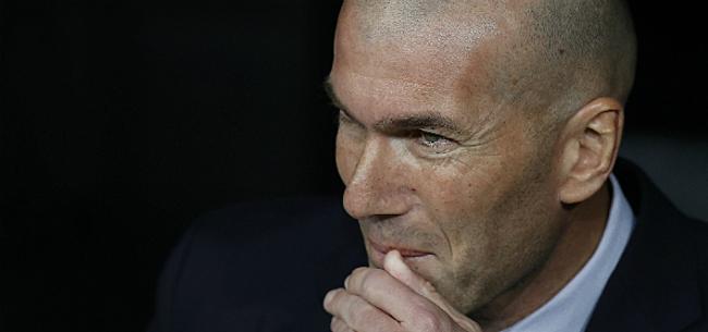 Foto: Zidane reageert duidelijk op mogelijk vertrek Messi