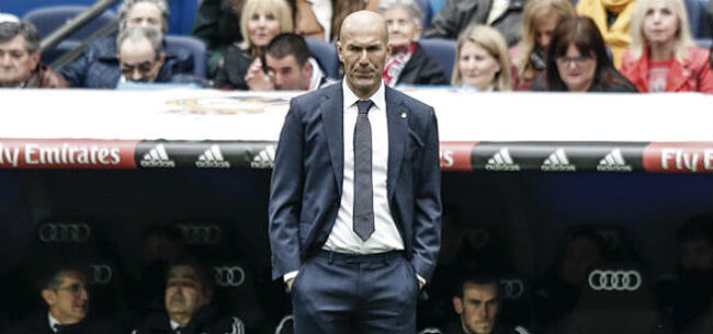 Foto: Zidane reageert op transfergeruchten:
