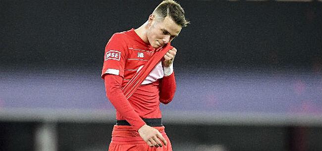 Foto: Standard wrijft zich in de handen van Vanheusden-nieuws