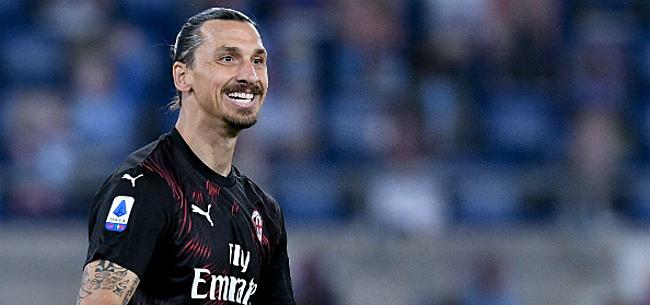 Foto: Weergaloze Zlatan trapt Milan eigenhandig Europa in
