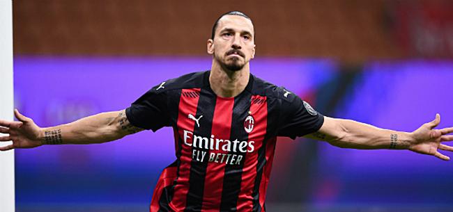 Foto: Zlatan doet monden openvallen met nieuwe knalprestatie