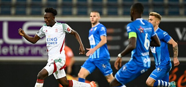 Foto: Blunders bezorgen Gent pijnlijke thuisnederlaag tegen OHL