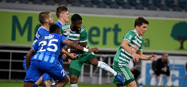 Foto: AA Gent kent al mogelijke tegenstander in play-offs Champions League
