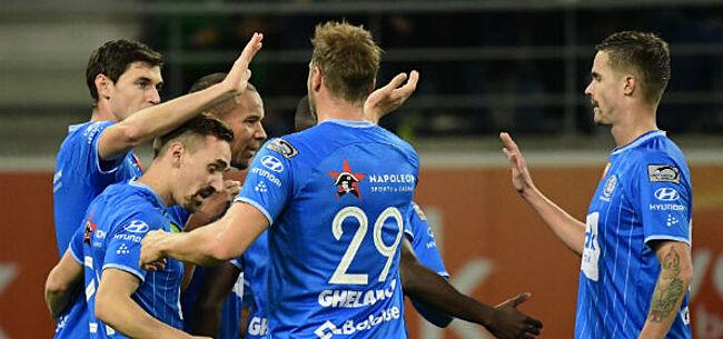 Foto: Wolfsburg-coach duidt de sterke punten van AA Gent aan