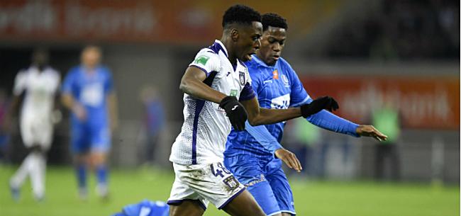 Foto: Valencia scoutte resem spelers van AA Gent en Anderlecht