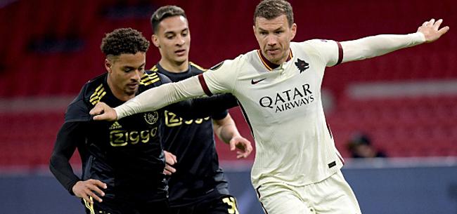 Foto: EL: Ajax pijnlijk onderuit, Arsenal met rode wangen