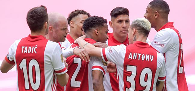 Foto: 'Barça en Real strijden om nieuwe Ajax-parel'