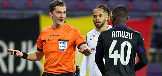 Foto: Anderlecht bestolen?