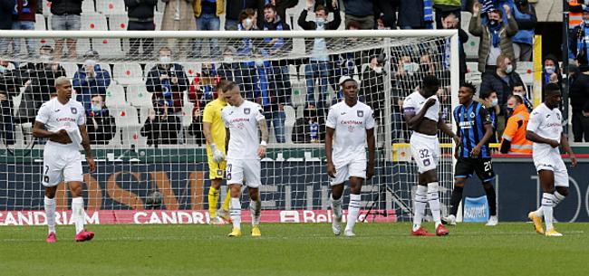 Foto: 'Anderlecht leurde met vier spelers voor verkoop van Doku'