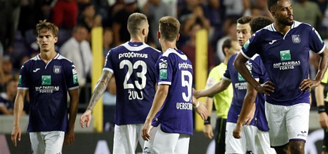 Foto: 'Anderlecht heeft oplossing voor eerste overbodige speler'