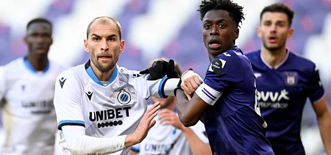 Foto: 'Club Brugge wil doelwit onder neus Anderlecht wegplukken'