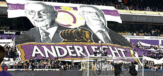 Foto: Anderlecht speelt vijf keer voor een vol huis in PO I