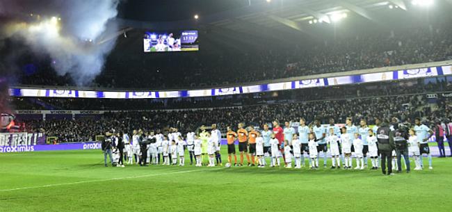 Foto: RSCA weet hoeveel fans het mag toelaten tegen Ajax, Union en Seraing
