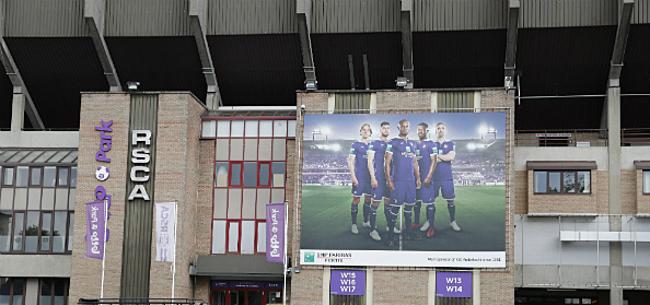 Foto: 'Anderlecht dreigt miljoenenbedrag mis te lopen'