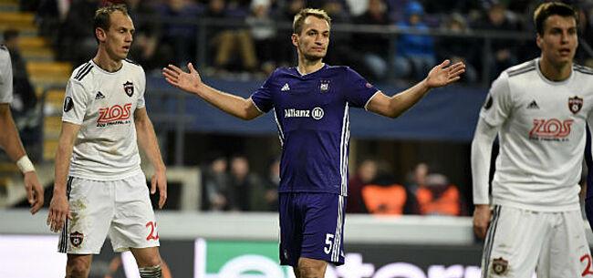 Foto: Anderlecht-fans eisen transferactie: