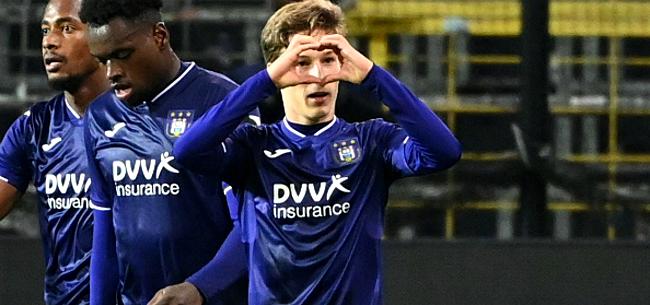Foto: Anderlecht krijgt nieuws over contractverlenging van Verschaeren