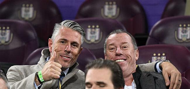 Foto: Anderlecht laat clublegende aftrap geven tegen Charleroi