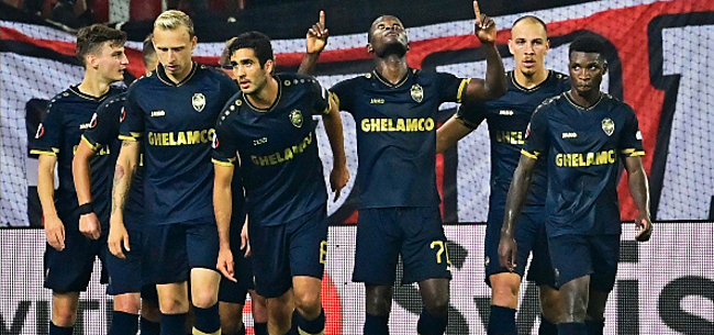 Foto: Monaco scoutte revelatie van Antwerp in de Europa League