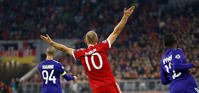 Foto: Robben komt mogelijk met verschrikkelijk nieuws voor voetbalfans