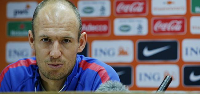 Foto: Robben gelukkig bij Bayern, maar: