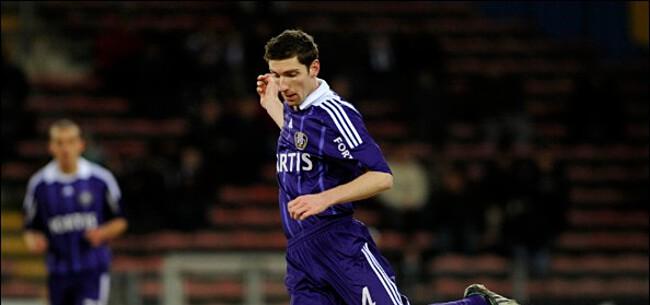 Foto: Gewezen Anderlecht-verdediger houdt het na dit seizoen voor bekeken'