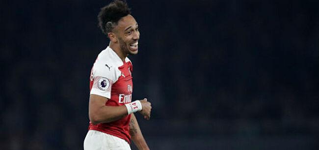 Foto: 'Aubameyang weigert Arsenal en wacht op Barça'