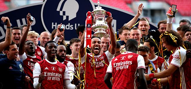 Foto: Arsenal strikt dure verdediger bij Lille OSC
