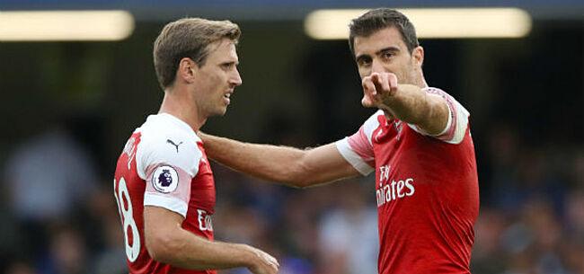 Foto: Arsenal-routinier kiest voor avontuur bij Olympiakos
