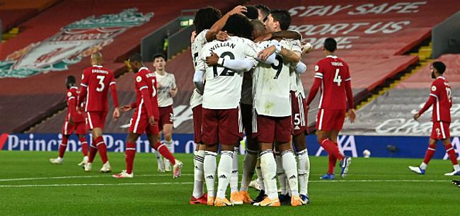 Foto: Dure misser Origi: Arsenal klopt Liverpool na penalty's