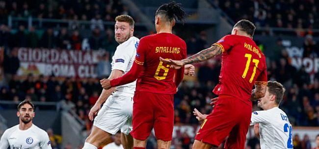 Foto: 'AS Roma zet Belgische doelman op zijn shortlist'