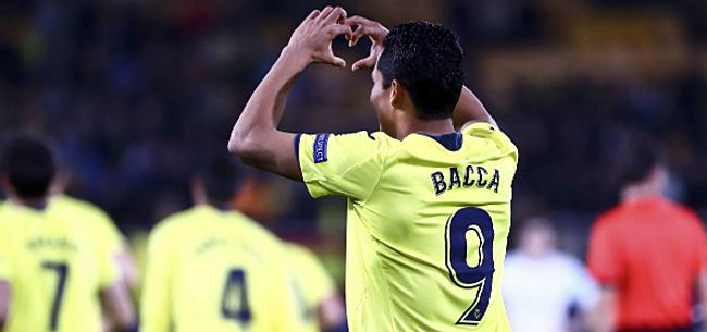 Foto: Villarreal hoopt op scorende Bacca: de man van 55 miljoen en 157 treffers