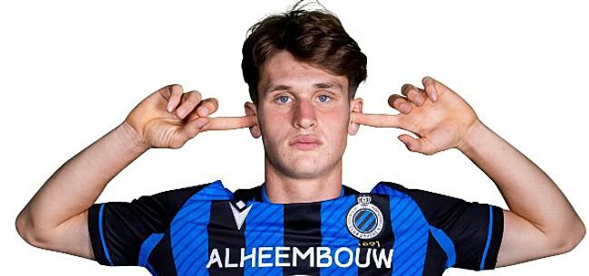 Foto: 'NEC gaat lopen met toptalent Club Brugge'