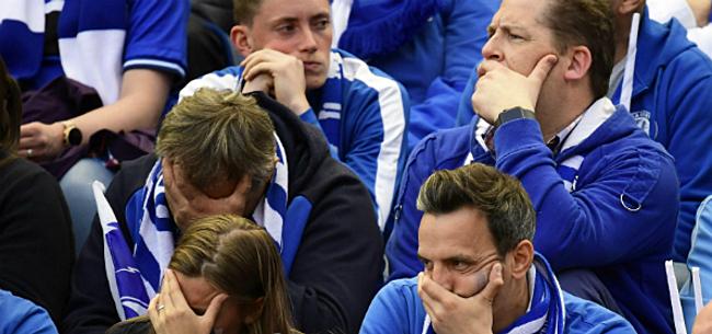 Foto: Nog minstens een jaar geen publiek in voetbalstadions?