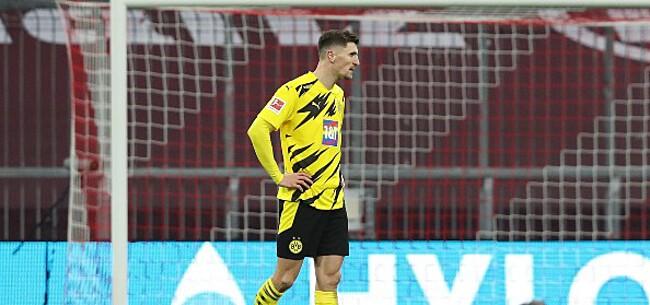 Foto: Dortmund-coach brengt nieuws over blessures Meunier en Hazard