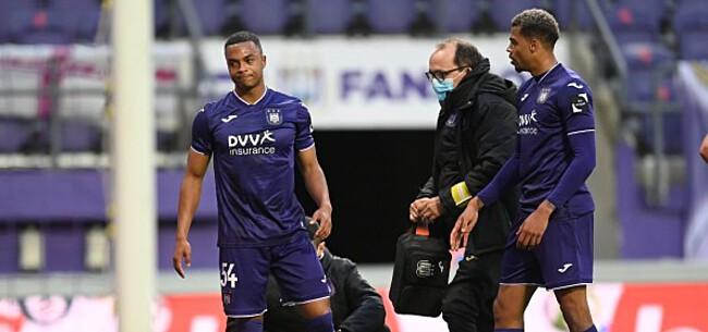 Foto: Anderlecht krijgt slecht nieuws te horen over Sardella