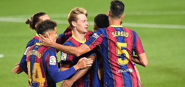 Foto: 'Barça op koopjesjacht: diverse bankzitters van andere topclubs in beeld'