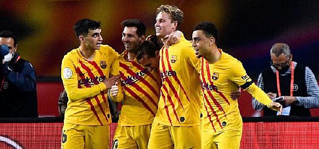 Foto: 'Barça gooit transferroer om: grote naam prioritair'