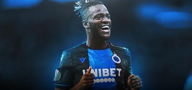 Foto: Het pijnlijk verval van Batshuayi: Club Brugge ter redding?