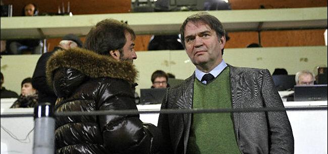 Foto: CEO François dekt zich in tegen 1B-clubs: